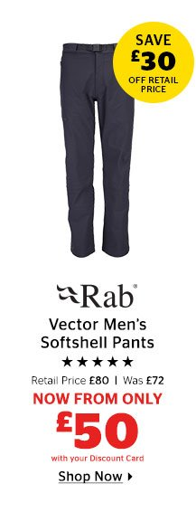 Rab Vector Pants