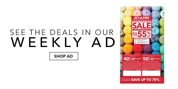 See the Deals in Our Weekly Ad. SHOP AD.
