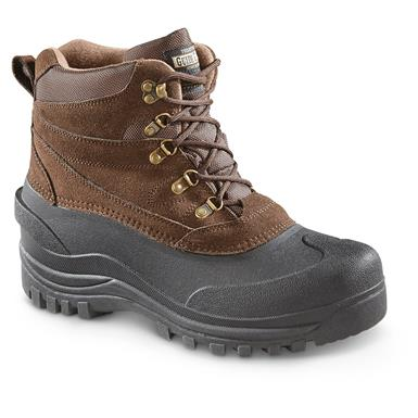 Guide Gear Men's Insulated Winter Boots, 600 Grams