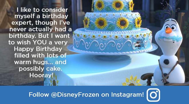 Disney Cruise Line Happy Birthday Milled