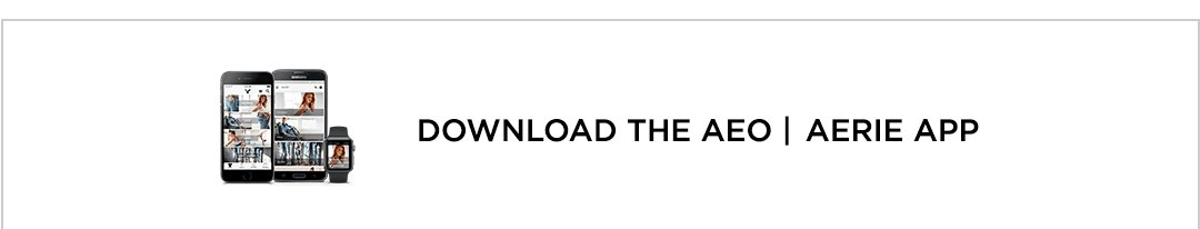 Download The AEO   aerie App