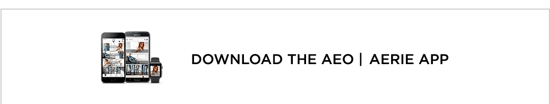 Download The AEO | aerie App