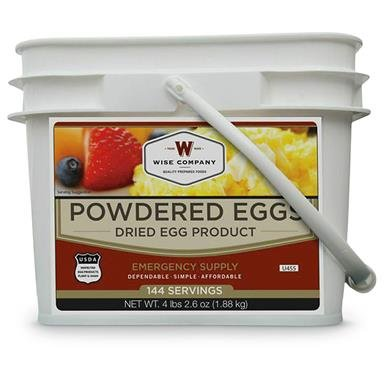 Wise Foods Powdered Eggs