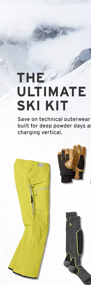 SKI KIT | SHOP WOMEN