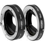 Deluxe Auto Focus Extension Tube Set