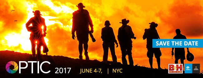 OPTIC 2017 - June 4-7 | NYC.  Save the Date!