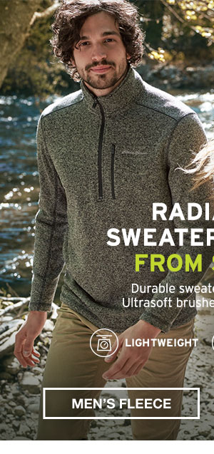 RADIATOR SWEATER FLEECE | WOMEN'S FLEECE