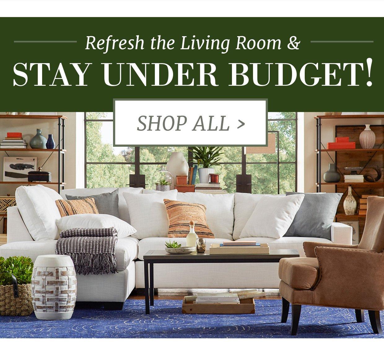 Living Room Shop All