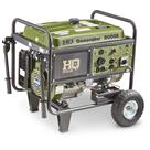 HQ Issue Gas Generator, 8,000 Watt