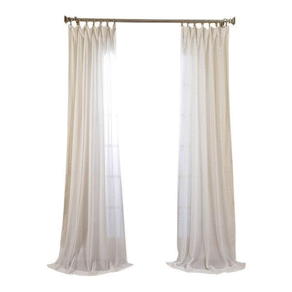 ABBOTT SHEER CURTAIN PANEL