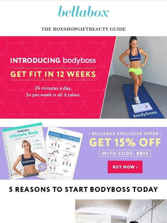 Bodyboss coupon code