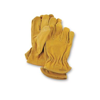 2-Pk. of Stanley Split Cowhide Work Gloves