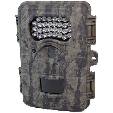 Ultimate Wild Impact Xtreme Trail Camera, 8MP