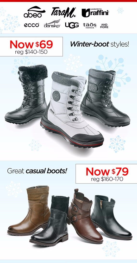 The Walking Company: 50% OFF Boots FREE Shipping! ALL UGG on SALE...   Milled