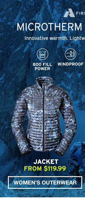MICROTHERM STORMDOWN | MEN'S OUTERWEAR