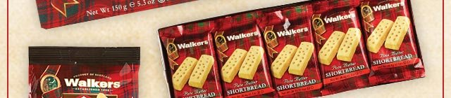 Walkers Shortbread Mini Scottie ›