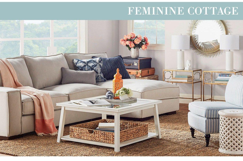 Feminine Cottage