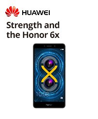 Huawei Strength and Honor