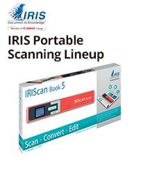 IRIS Portable Scanner