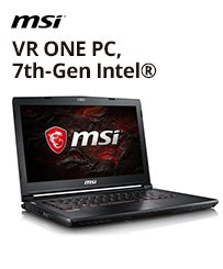 msi VR ONE PC