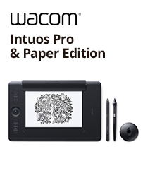 Wacom - Intuos Pro