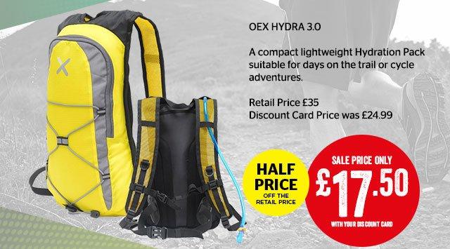 OEX Hydra 3.0