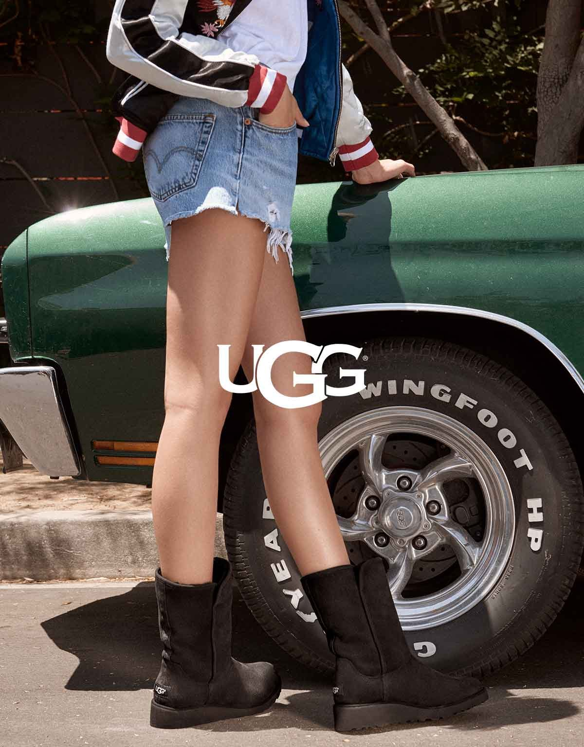 Shop the UGG Classic Slim Collection