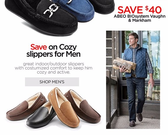 1c56a3c5512 The Walking Company: All UGG & ABEO Slippers $69 - Save up to 50 ...