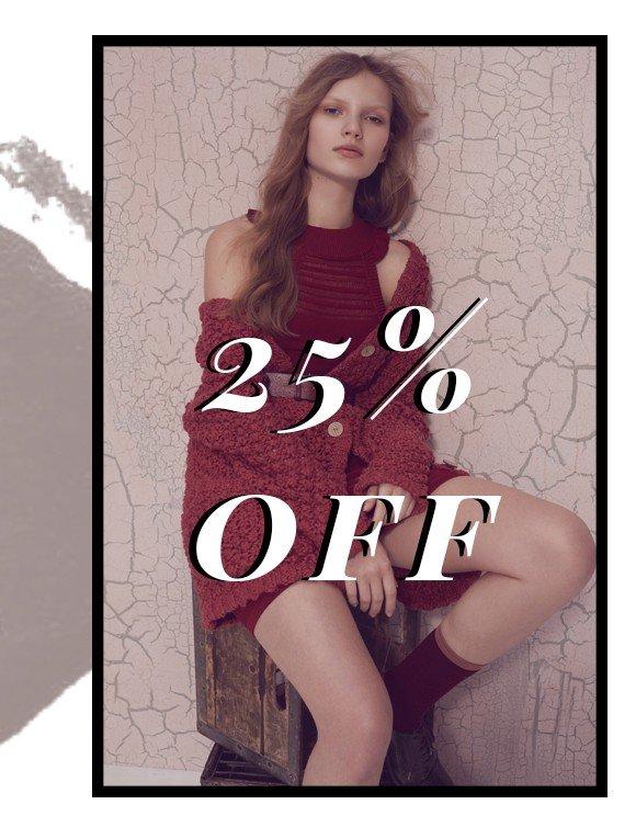 25% Off Rivington Tank Dress
