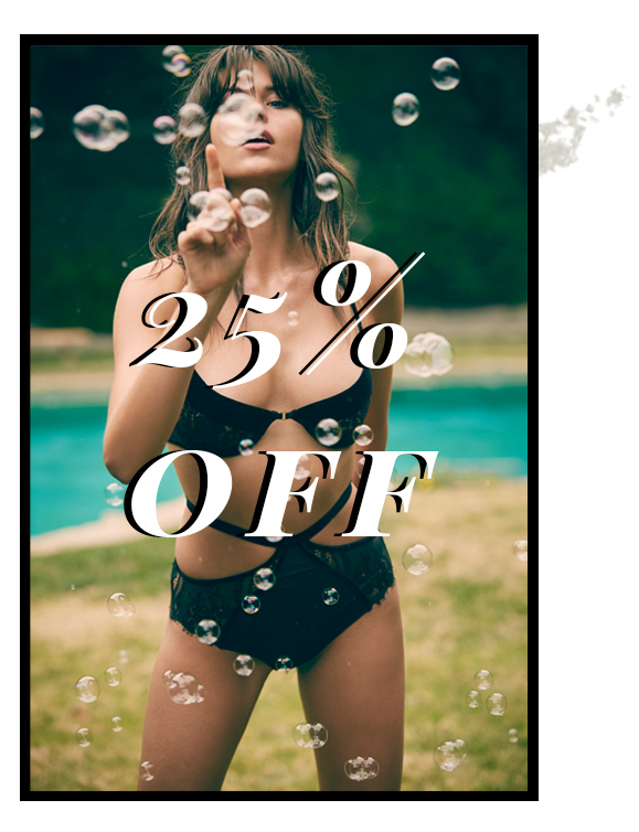 25% Off Emerie Demi Bra