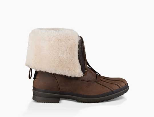 The Arquette Boots in Stout