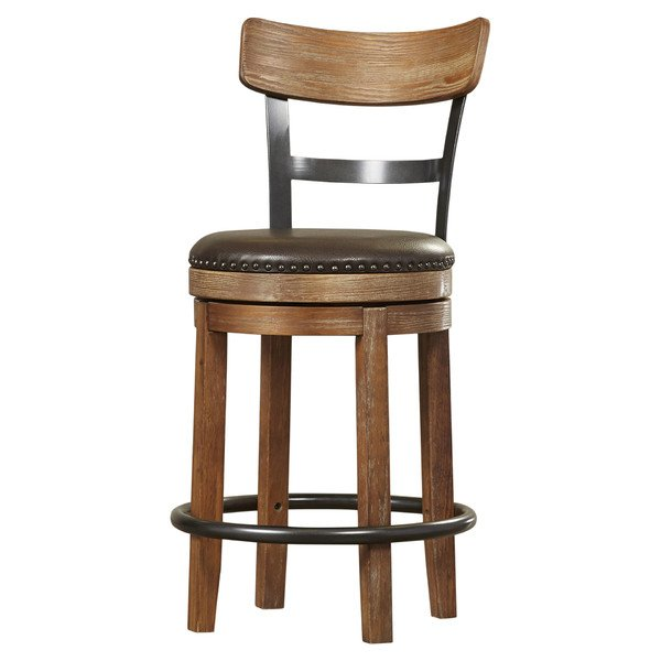 GLEN SWIVEL BAR STOOL
