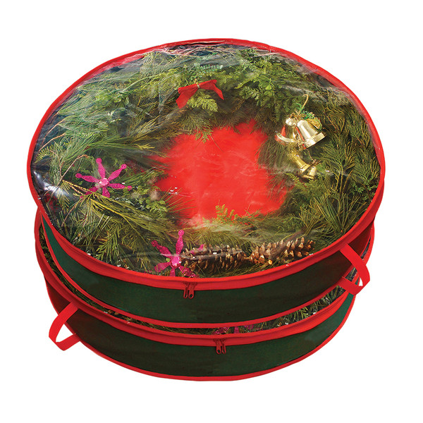 CARRIGAN CHRISTMAS WREATH BAG