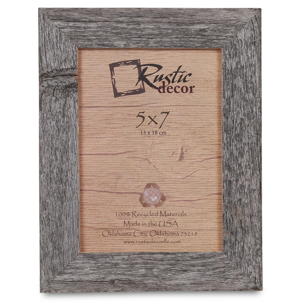 IRA WOOD PICTURE FRAME