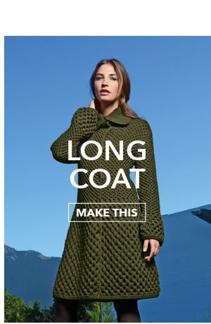 Long Coat. MAKE THIS.