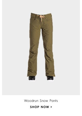 Woodrun Snow Pants