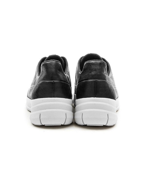 FitFlop Sporty-Pop Softy Sneaker - Black