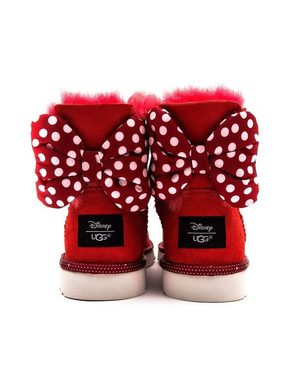UGG Australia Junior Sweetie Bow - Red