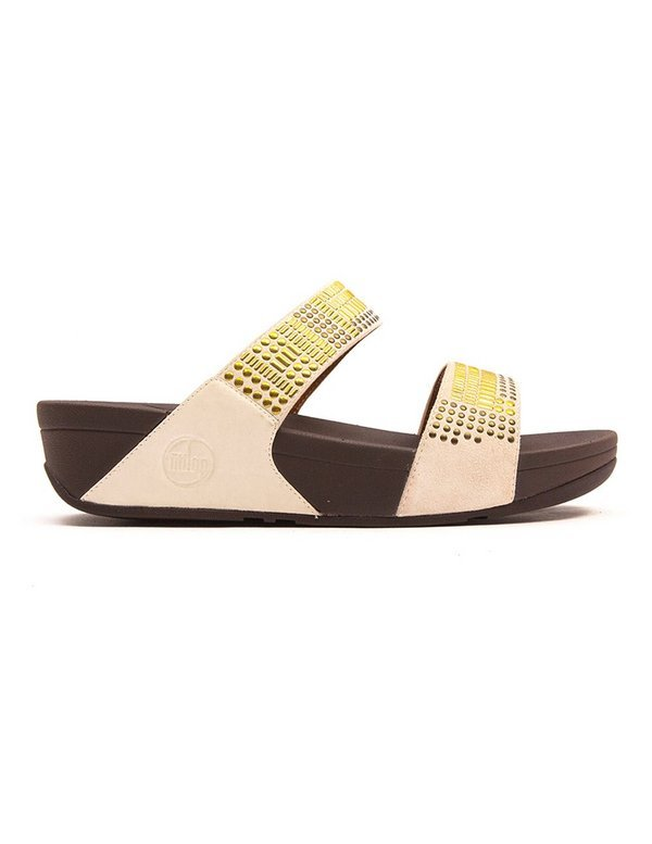 FitFlop Aztec Chada Slide Womens Urban