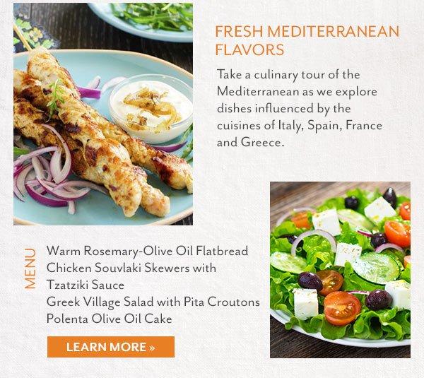 Fresh Mediterranean Flavors