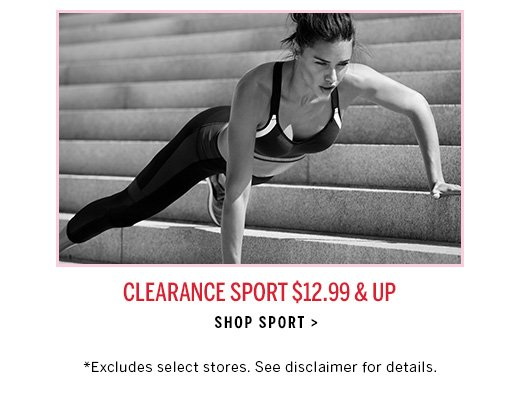 Clearance SPORT