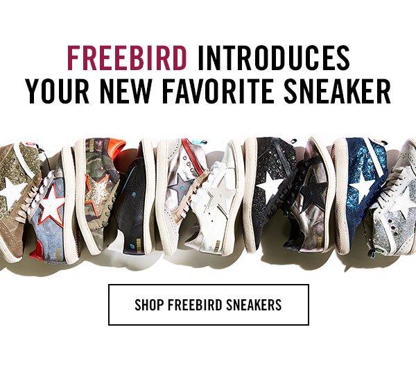 Shop Freebird Sneakers