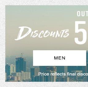 Men's Sale Outlet