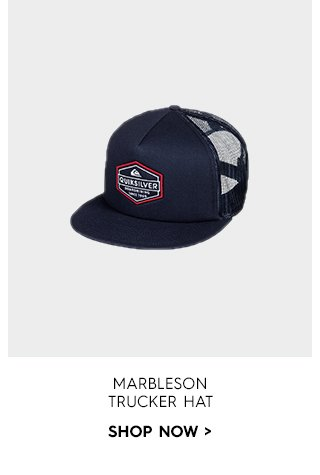Marbleson Trucker Hat