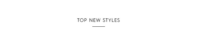 Top New Arrivals