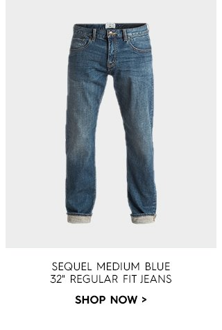 Sequel Medium Blue 32