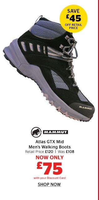 Mammut Atlas GTX Mid