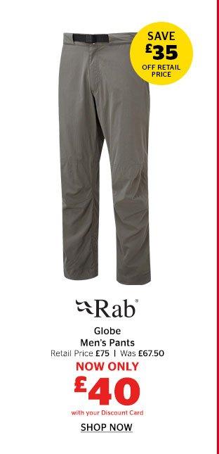 Rab Globe