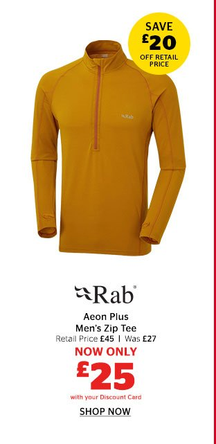 Rab Aeon Plus