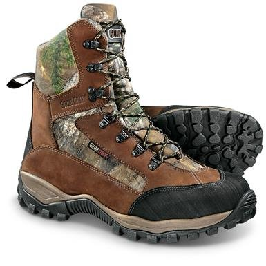 Guide Gear Men's Sentry 2,000 Gram Waterproof Hunting Boots